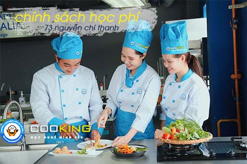 Chính Sách Học Phí Trường Cao Đẳng Nấu Ăn Hà Nội 2020