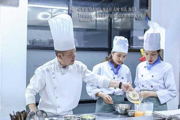 học nấu ăn bao nhiêu tiền