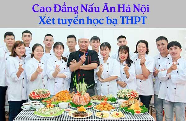 các lớp học nấu ăn ở hà nội