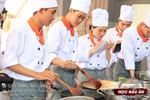 trung tâm dạy nấu ăn chay